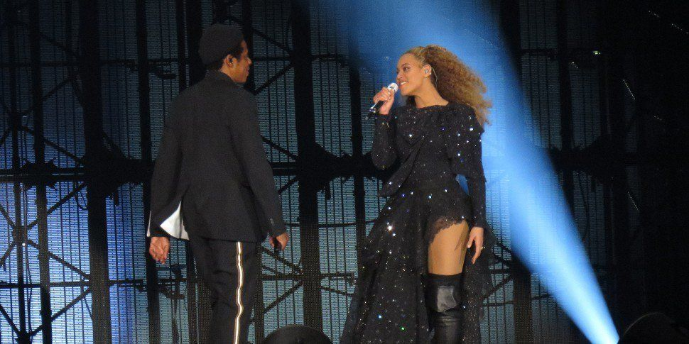 Beyonce & Jay-Z Given Key To The City Of New Orleans
