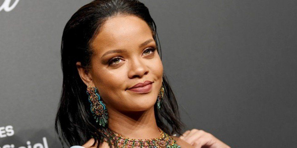 Rihanna Thanks Ireland For Our Charity Contributions