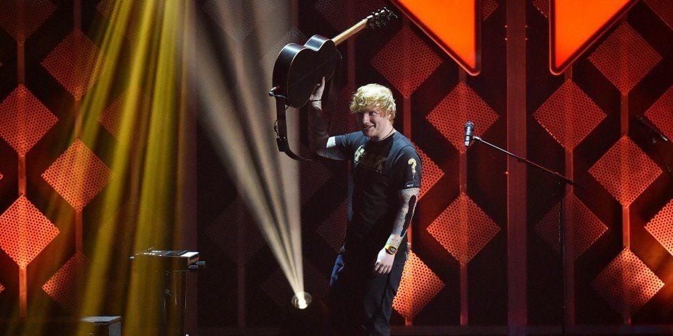 Ed Sheeran's Playing More European Dates Next Summer