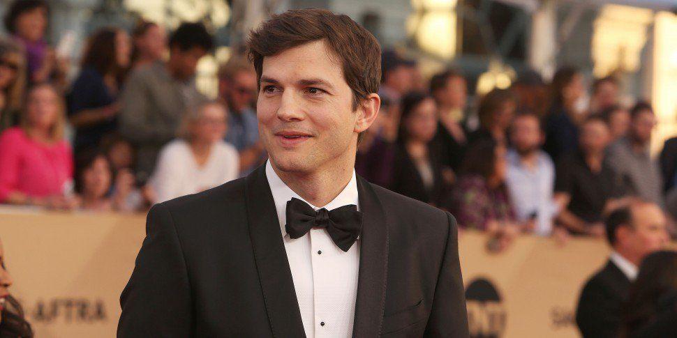 Ashton Kutcher Hits Fan With His Car