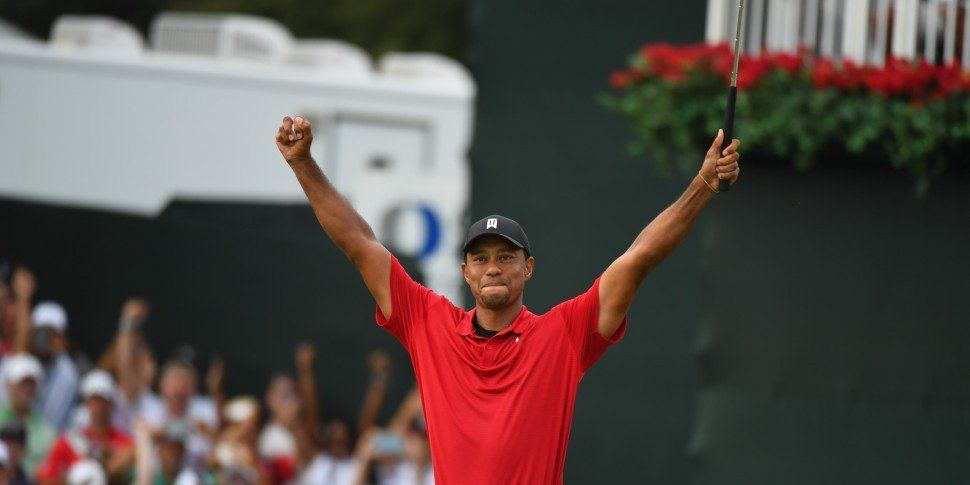 Tiger Woods Completes One Of Sport's Greatest Comebacks