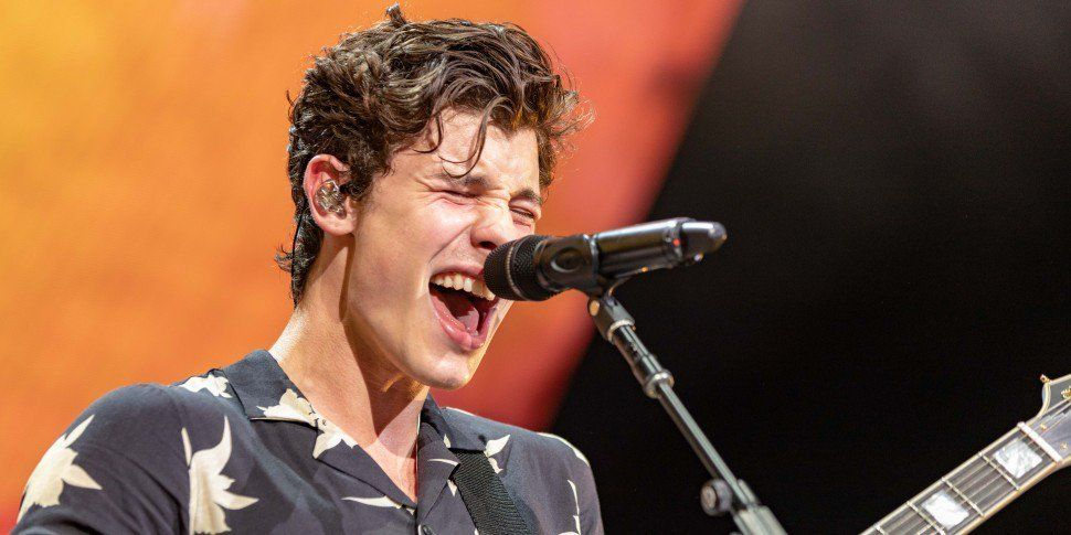 Shawn Mendes & Justin Timberlake Performed Onstage Together