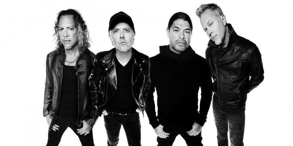 Metallica To Headline Slane Castle 2019