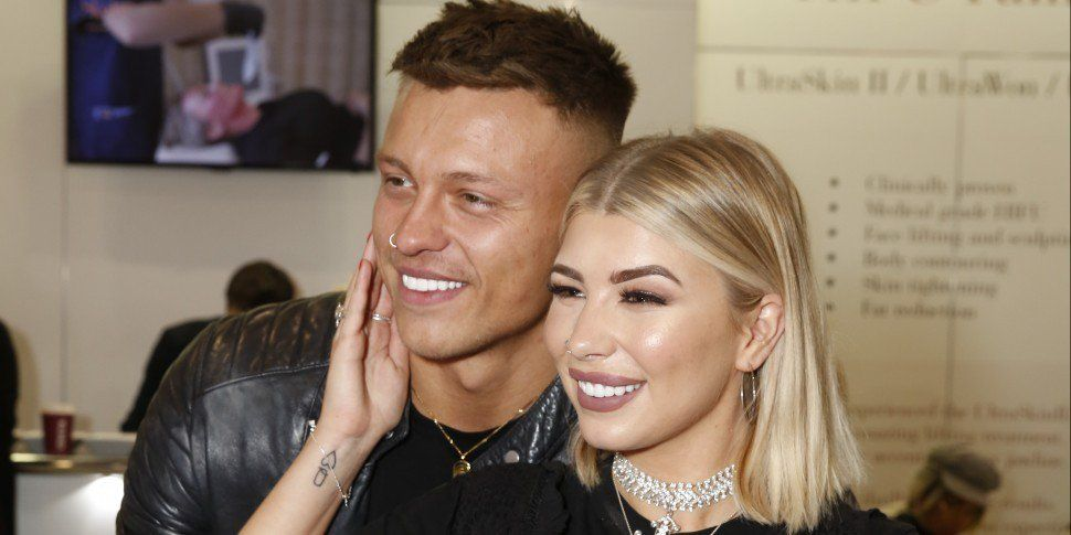 The Photos Are Out Of Love Island's First Wedding