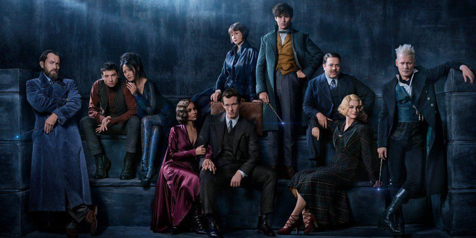 The Final Fantastic Beasts 2 Trailer Is Here