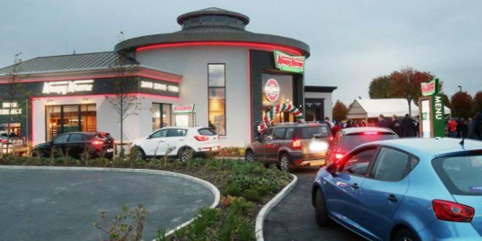 Krispy Kreme Has Asked Customers To Stop Beeping Horns