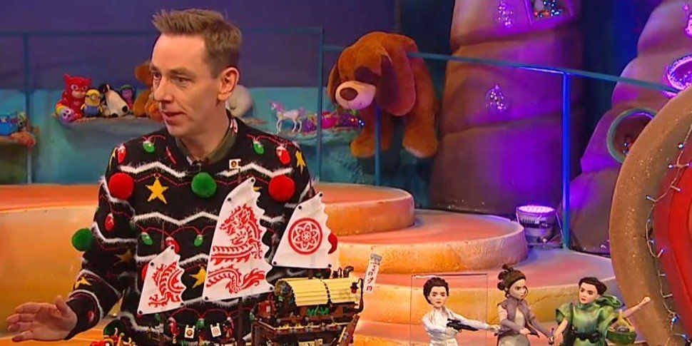 Here's When The Late Late Toy Show Will Air