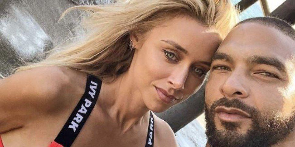 Una Healy Is Dating Model Kenneth Guidroz