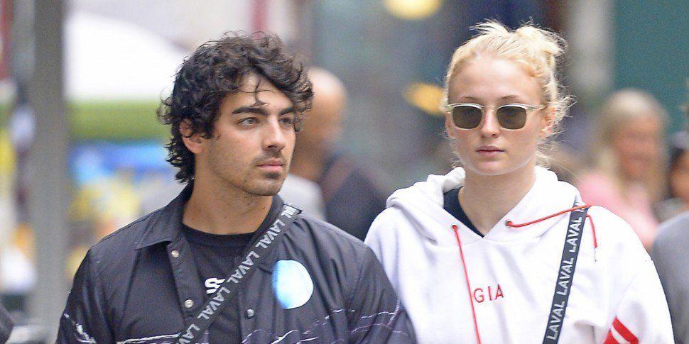 Joe Jonas & Sophie Turner Get Matching Tattoos