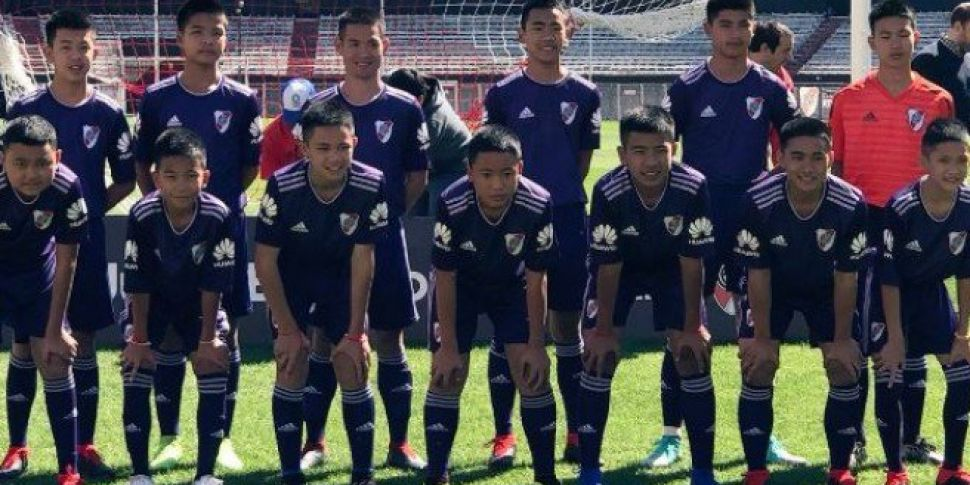 Boys Rescued From Cave In Thailand Play At World Cup Stadium
