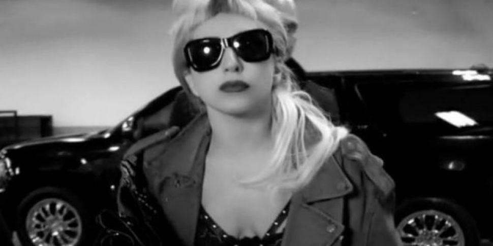 Sneak Peek At Lady Gaga's...