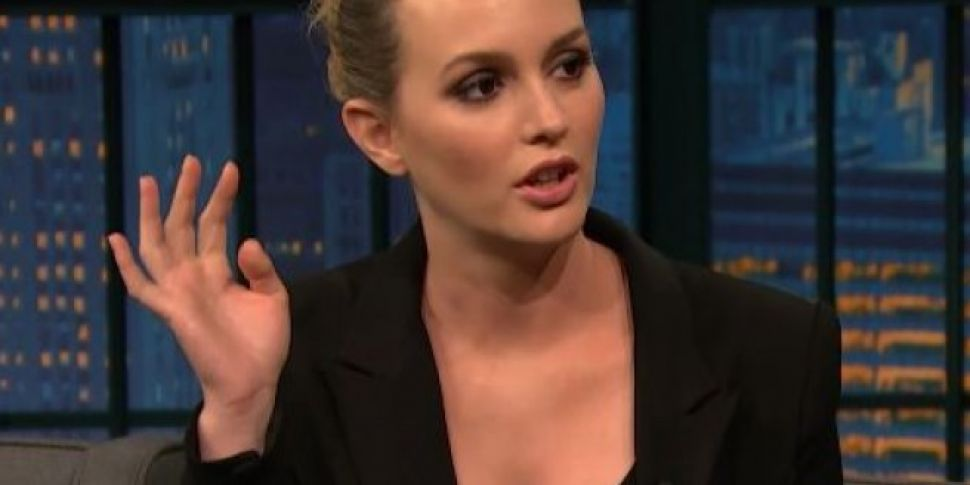 Leighton Meester Would Travel...