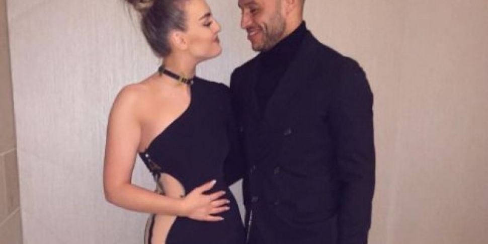 Perrie Edwards Shares Loved-Up...