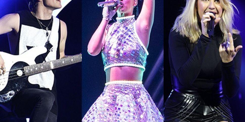 LISTEN: Katy Perry - Ellie Gou...