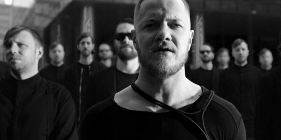 "Watch: Imagine Dragons ""Th..."