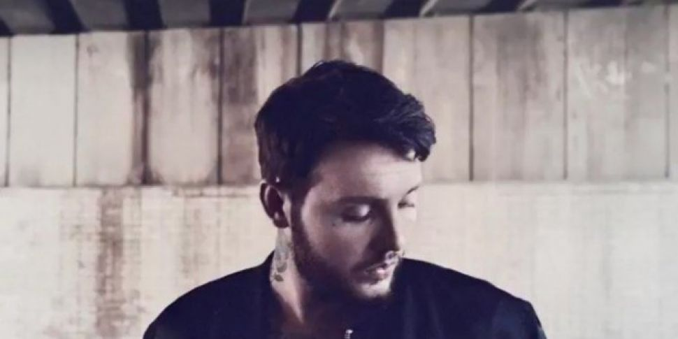 James Arthur Releases Music Vi...