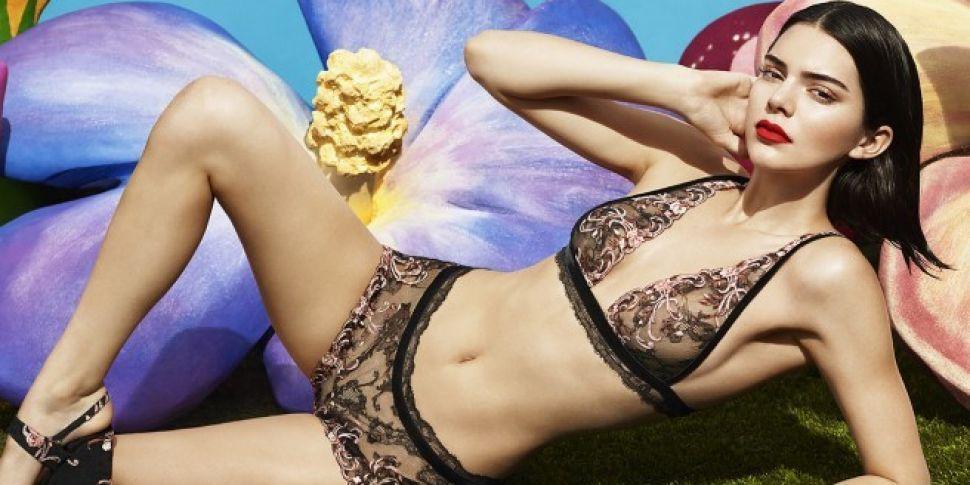 Kendall Jenner Models For La P...