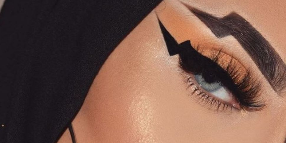 Lightning Bolt Brows Are Here...