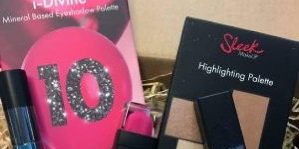 Sleek Make-Up Are Celebrating...