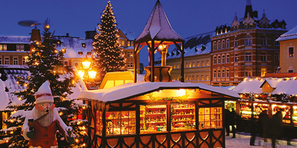 Top 8 European Christmas Markets