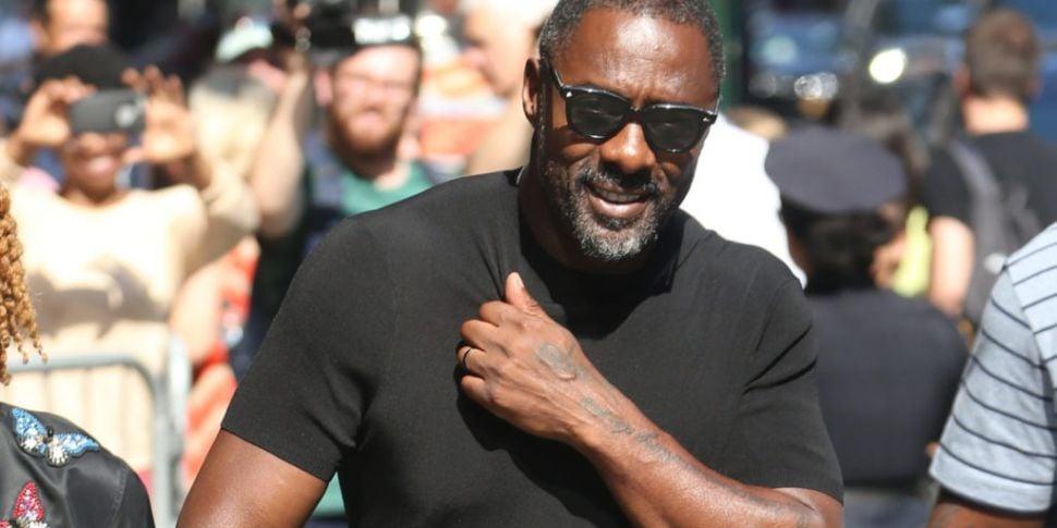 Idris Elba is 2018's 'Sexiest...