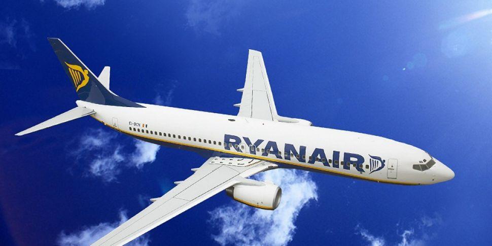 Ryanair Midweek Mayhem Sale En...