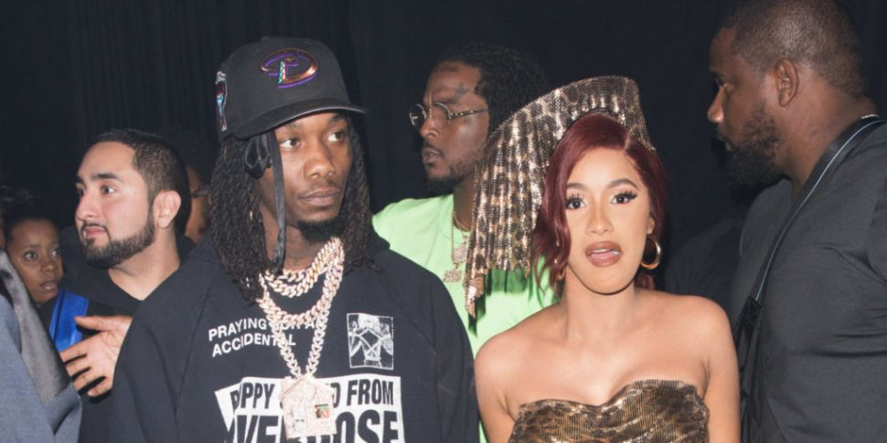 Cardi B Has Slammed Rumours Th...