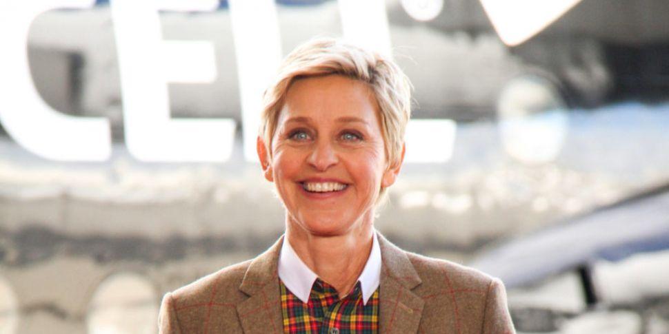 Ellen DeGeneres Admits She's B...