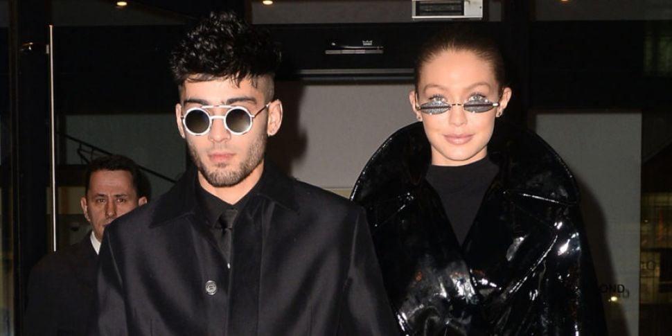 Gigi Hadid & Zayn Malik Are 'S...