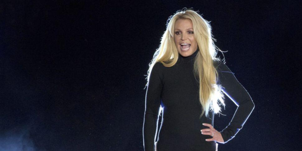 Britney Spears Announces