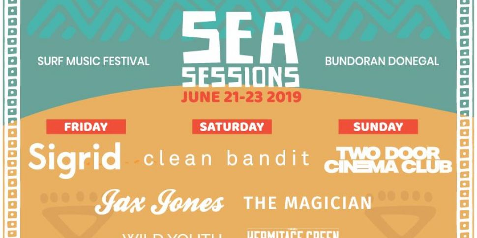 Sea Sessions 2019: Jax Jones,...