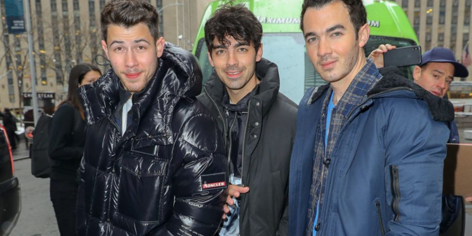 WATCH: Jonas Brothers Have Rev...