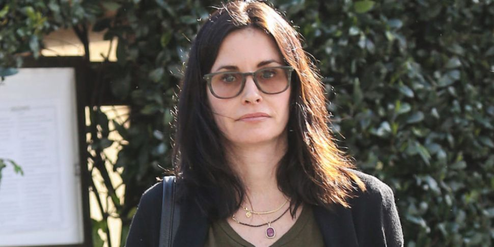 Courtney Cox Shares Video Of H...