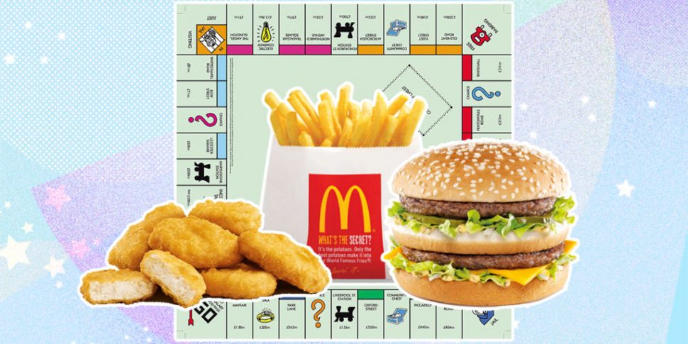 McDonald's Monopoly Is Coming...