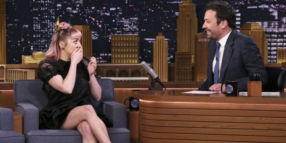 WATCH: Maisie Williams Pulls T...
