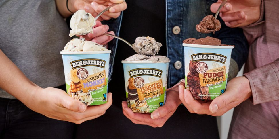 Ben & Jerry's Giving Away Free...