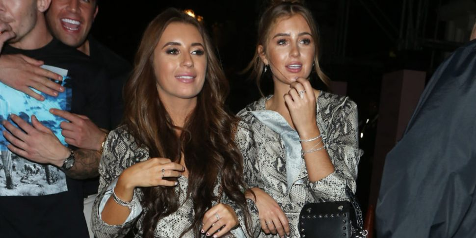 Dani Dyer Says She And Georgia...