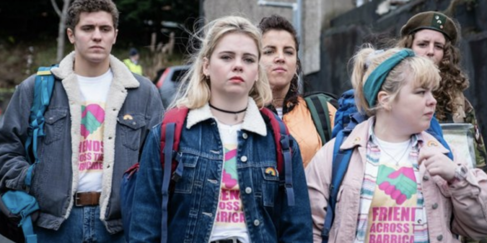 Derry Girls Has Been Renewed F...