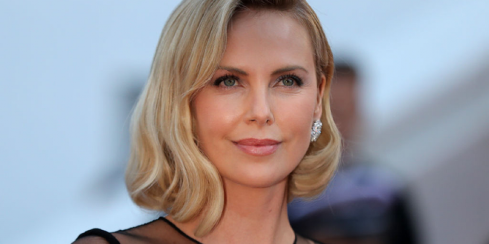 Charlize Theron Reveals She's...