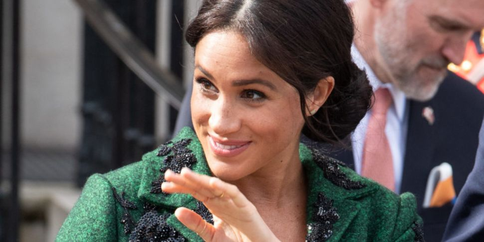 Meghan Markle Is Reportedly Ov...