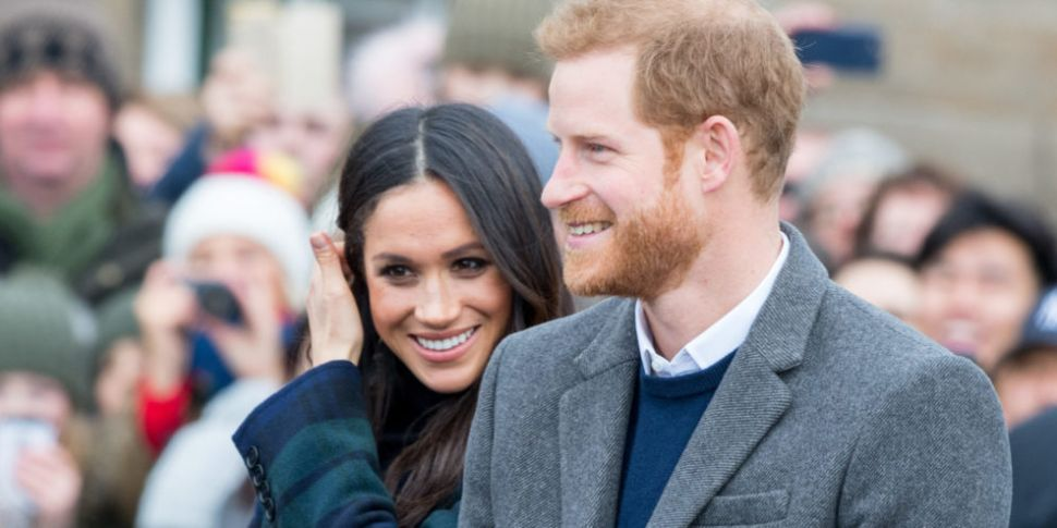 Meghan Markle & Prince Harry S...