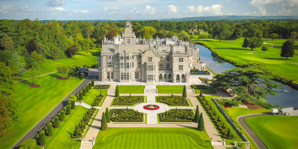 Adare Manor Named AA Hotel of...