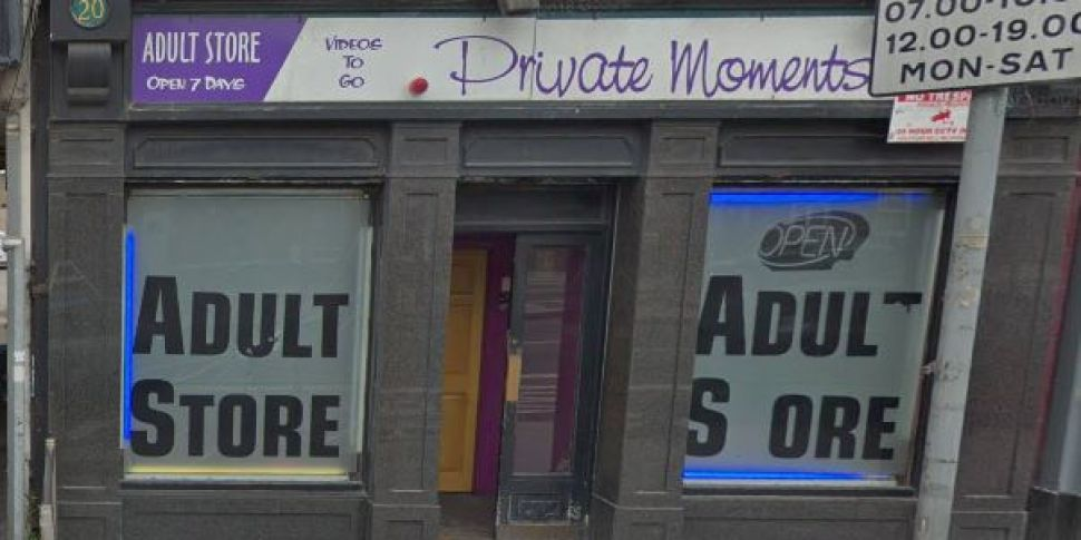 Dublin Adult Shop Forced To Ch...