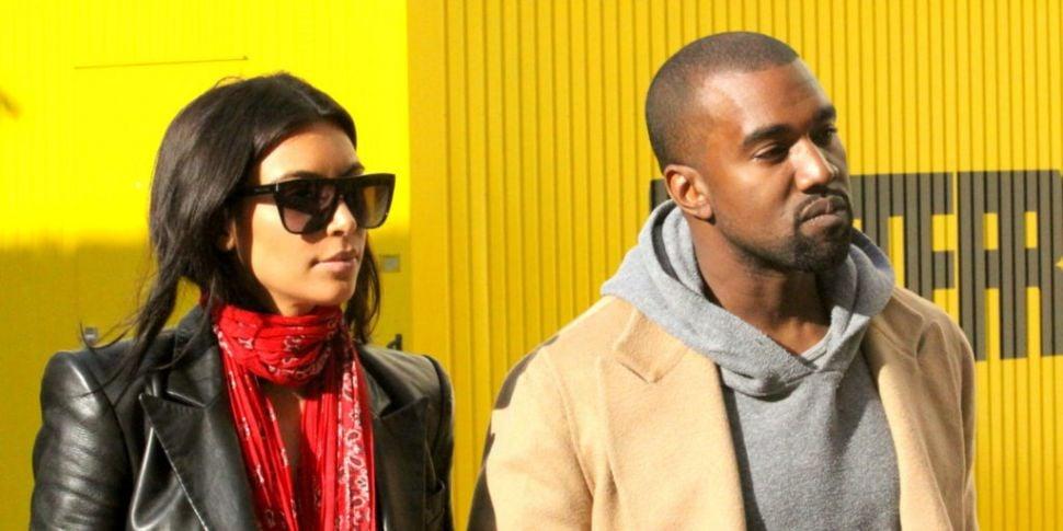 Kim And Kanye Name Their New B...