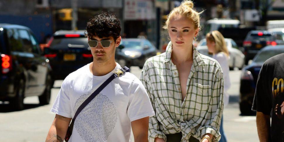 Sophie Turner Says Joe Jonas '...