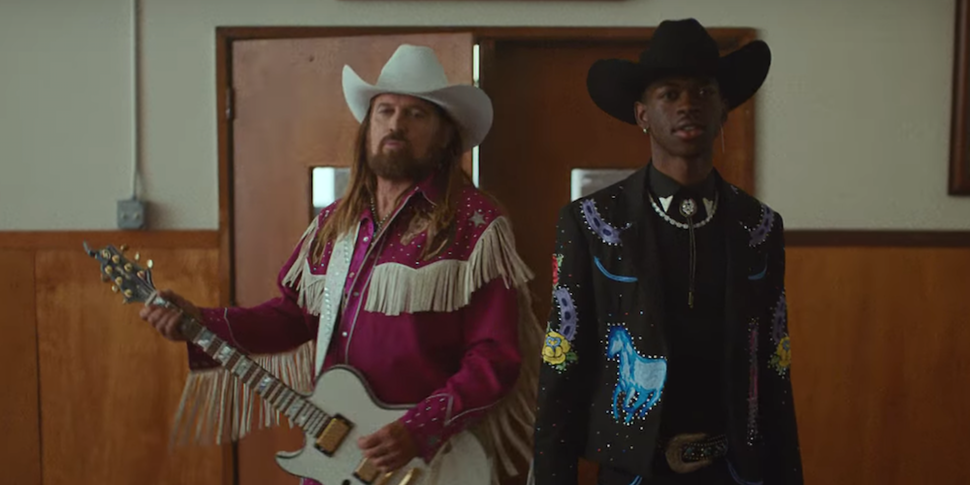 Watch: The Old Town Road Music...