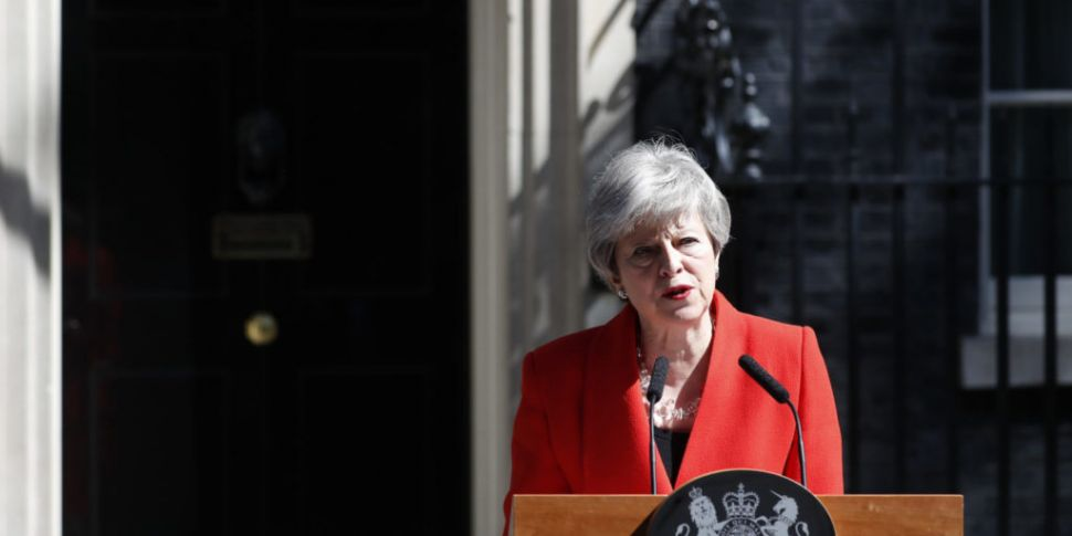 Theresa May To Step Down As Br...