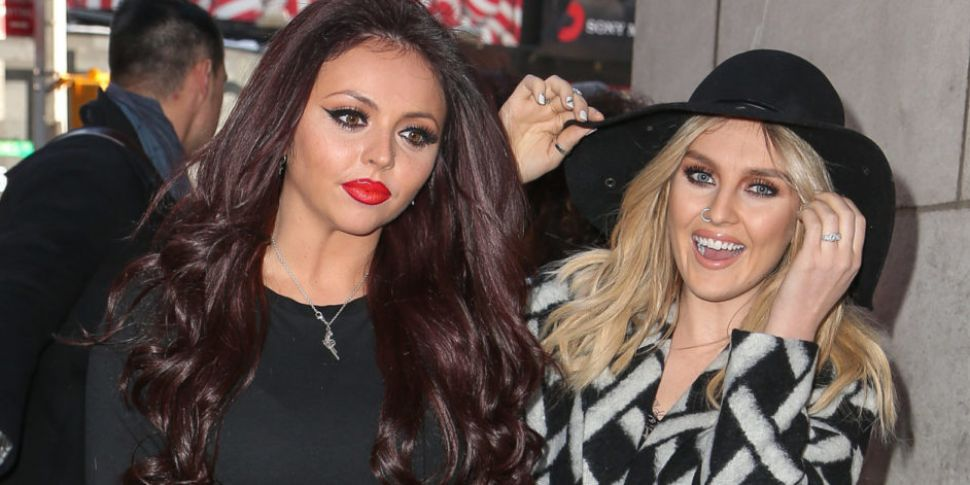 Little Mix's Perrie Edwards &...