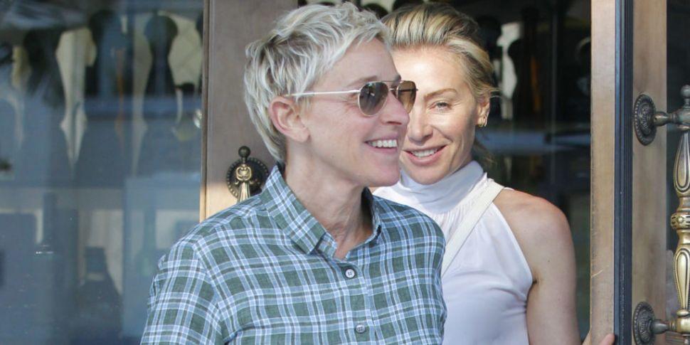 Ellen DeGeneres Tells David Le...
