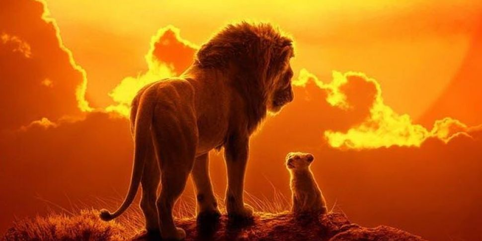 Disney Lion King Poster Unveil...